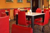 Fun cafés — Foto Stock