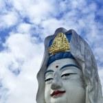 estátua de Guanyin — Foto Stock