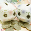 Piggy bank — Stock Photo #2755643