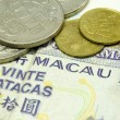 Stock Photo: Macau currency