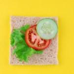 Diet concept photo — Stock Photo