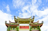 Chinese temple — Foto Stock