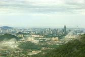 Kuala Lumpur City View — Stock Photo