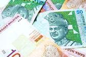 малазийский валюта — Стоковое фото