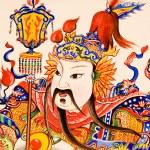 arte oriental — Fotografia Stock  #2761572