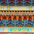 Oriental temple — Stock Photo