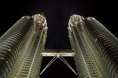 Kuala Lumpur landmark, Malaysia. — Stock Photo