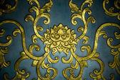 Lotus pattern — Stock Photo