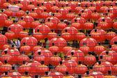 Oriental lanterns — Stock Photo