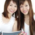 College Girls — Stock Photo