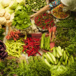 Vegetable market — Stock Photo #2829227