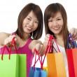 Shopping! — Stock Photo