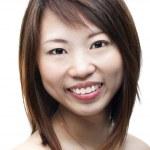 Smiling woman — Stock Photo