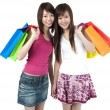 Happy Shoppers — Stock Photo #2922365