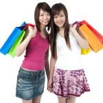 Happy Shoppers — Stock Photo #2922365