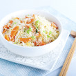 Asian Rice Noodles - Stock Photo