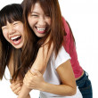 Happy friends — Stock Photo #2981889