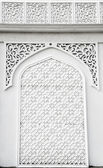 Islamic mosque design — Stock Photo