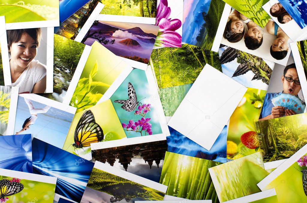 Stack of photos showing Nature, Animals, Lifestyle, Urban and Transportation, all photo belongs to me. — Stock Photo #3484213