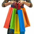 Asia shopping paradise — Stock Photo