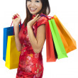 Asia shopping paradise — Stock Photo #3689381