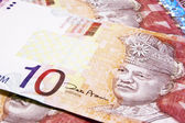 Malaysian Ringgit — Stock Photo