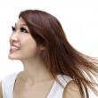 Thinking young woman — Stock Photo #3791728