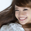 Cute young woman — Stock Photo