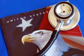 Health care reform in the United States — Stock Photo