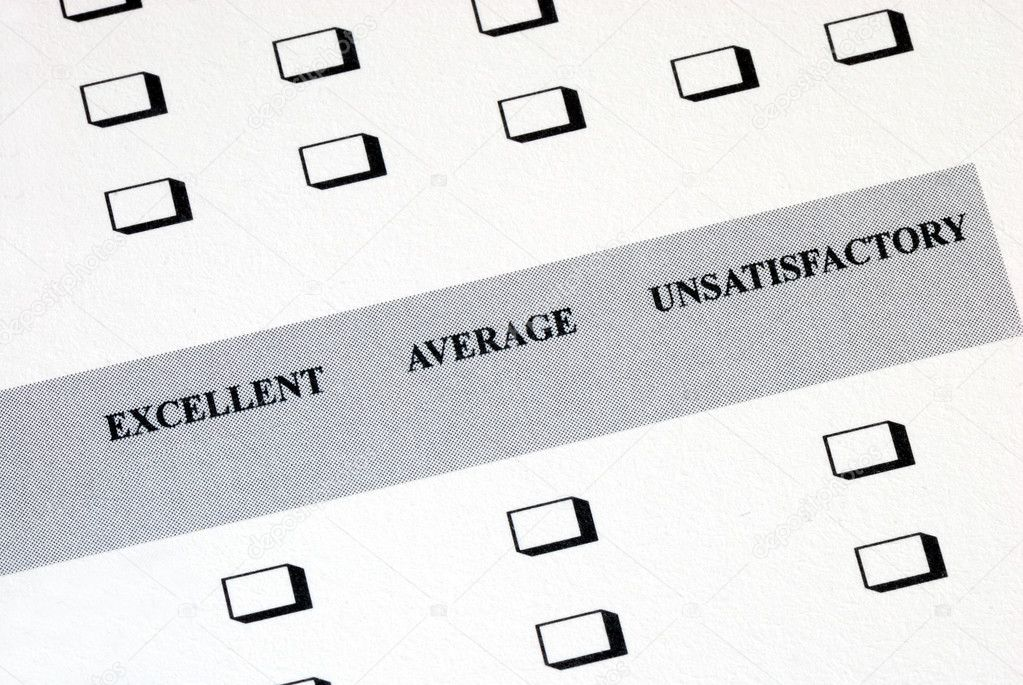 Fill in the customer satisfaction survey — Stock Photo #2774803