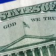 In God We Trust from the dollar bill — Stock Photo #3082952