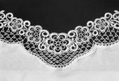 White lace — Stock Photo
