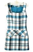 Feminine peasant woman's dress — Stock Photo
