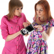 Two girls — Stock Photo #3394944