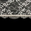 Background from lace — Stock Photo