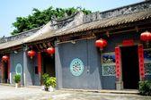 Temple Of Guan Yu — Stock Photo