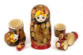Babushka — Stock Photo