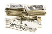 Vintage photos — Stock Photo
