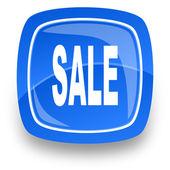 Sale internet icon — Stock Photo