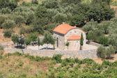 Lilla grekiska kyrkan — Stockfoto
