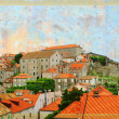 Old city Dubrovnik — Stock fotografie