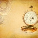 Vintage watch — Stock Photo