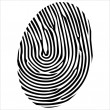 Royalty-Free Stock : Finger print