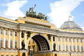 Sankt-peterburg russia — Stock Photo