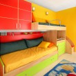 Kids room — Stock Photo
