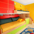 Stock Photo: Kids room