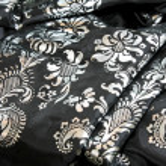 Luxury linen — Stock Photo