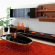 Stock Photo: Modern furniture 2