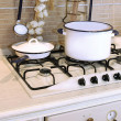 Retro stove — Stock Photo #2774022