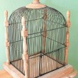 Stock Photo: Birdcage